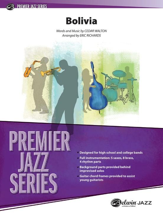 Bolivia (Jazz Ensemble - Score and Parts)