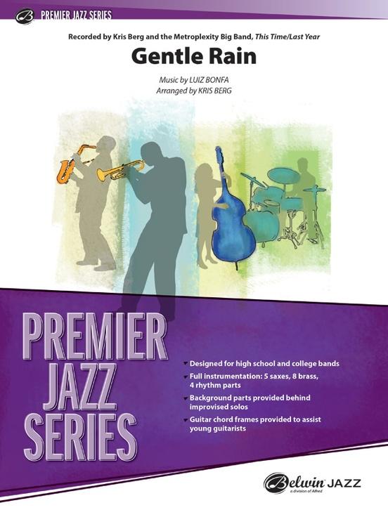 Gentle Rain (Jazz Ensemble - Score and Parts)