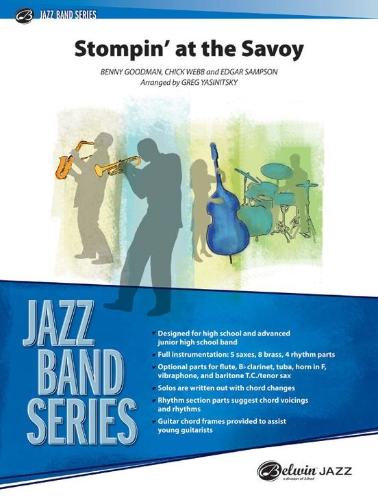 Stompin' at the Savoy (Jazz Ensemble - Score and Parts)
