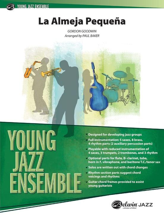 La Almeja Pequena (Jazz Ensemble – Score and Parts)