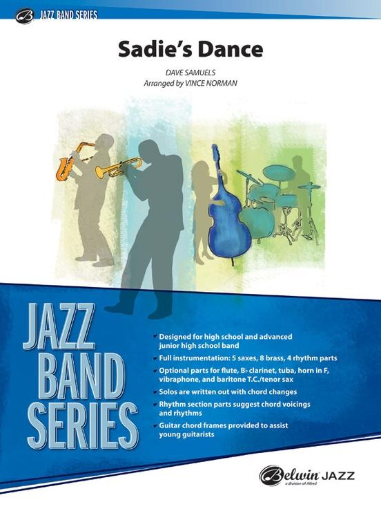 Sadie's Dance (Jazz Ensemble - Score and Parts)