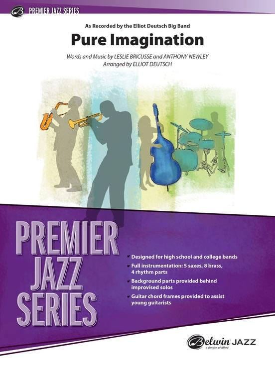 Pure Imagination (Jazz Ensemble - Score and Parts)