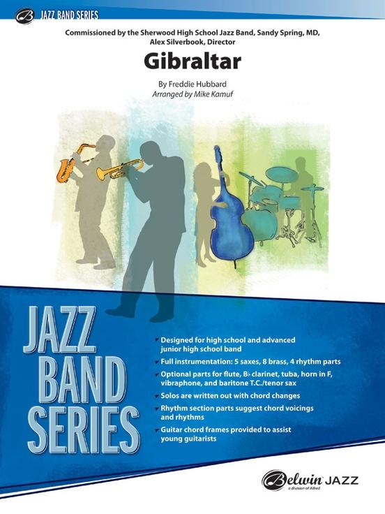 Gibraltar (Jazz Ensemble - Score and Parts)
