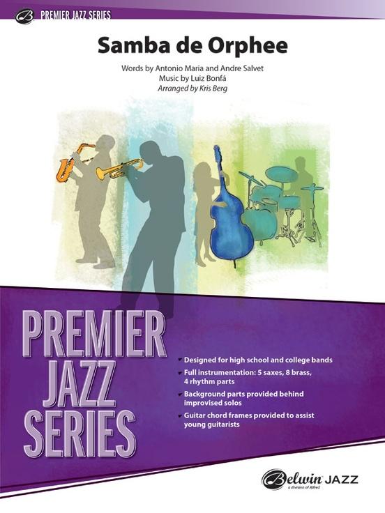 Samba de Orphee (Jazz Ensemble - Score and Parts)