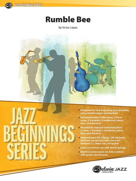 Rumble Bees (Jazz Ensemble - Score and Parts)