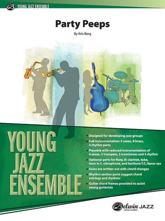 Party Peeps (Jazz Ensemble - Score and Parts)