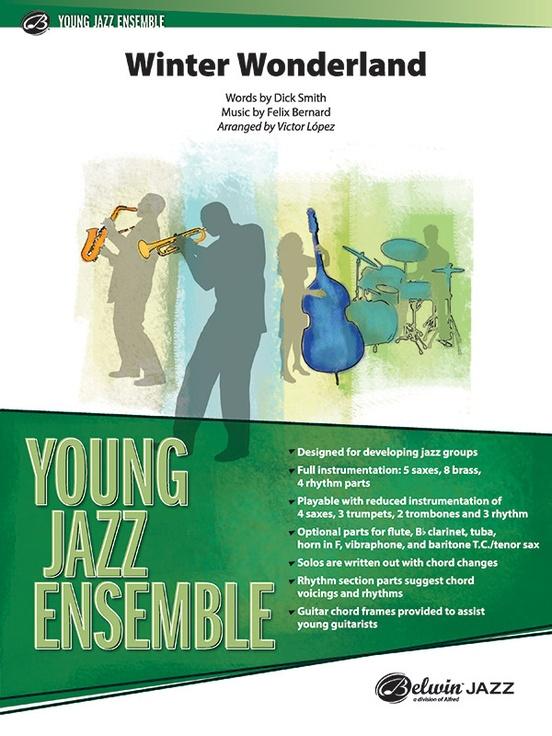 Winter Wonderland (Jazz Ensemble - Score and Parts)