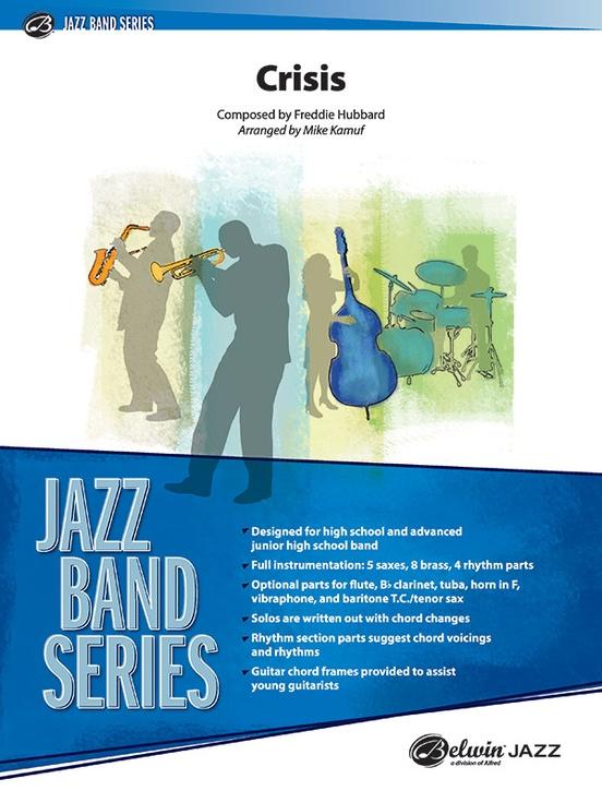 Crisis (Jazz Ensemble - Score and Parts)