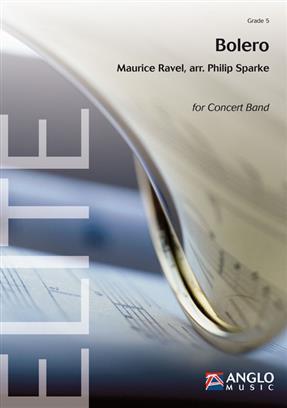 Bolero (Concert Band - Score and Parts)