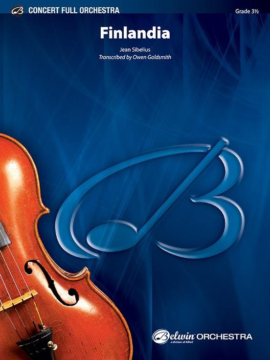 Finlandia (Full Orchestra - Score and Parts)