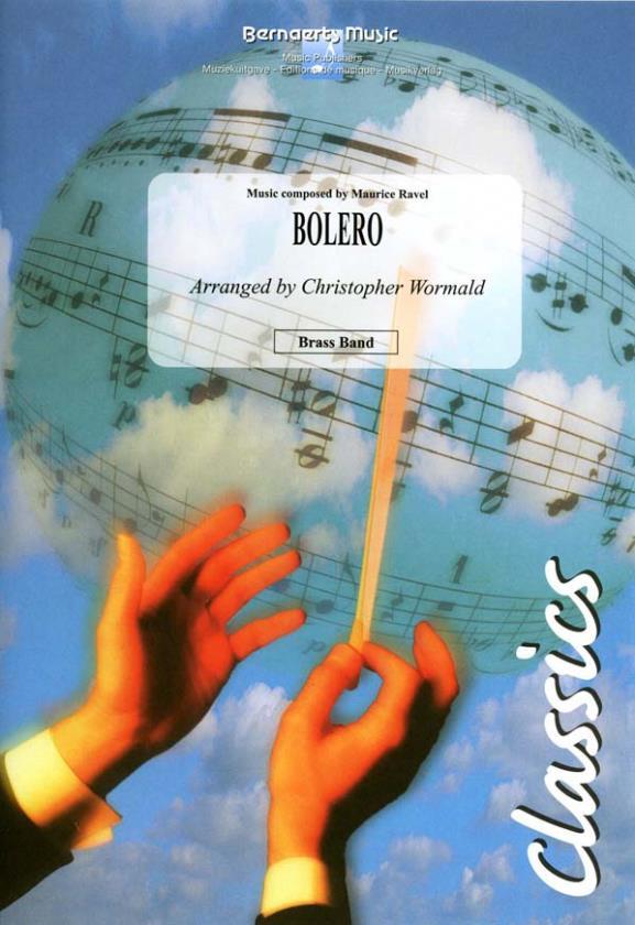 Bolero (Brass Band - Score and Parts)