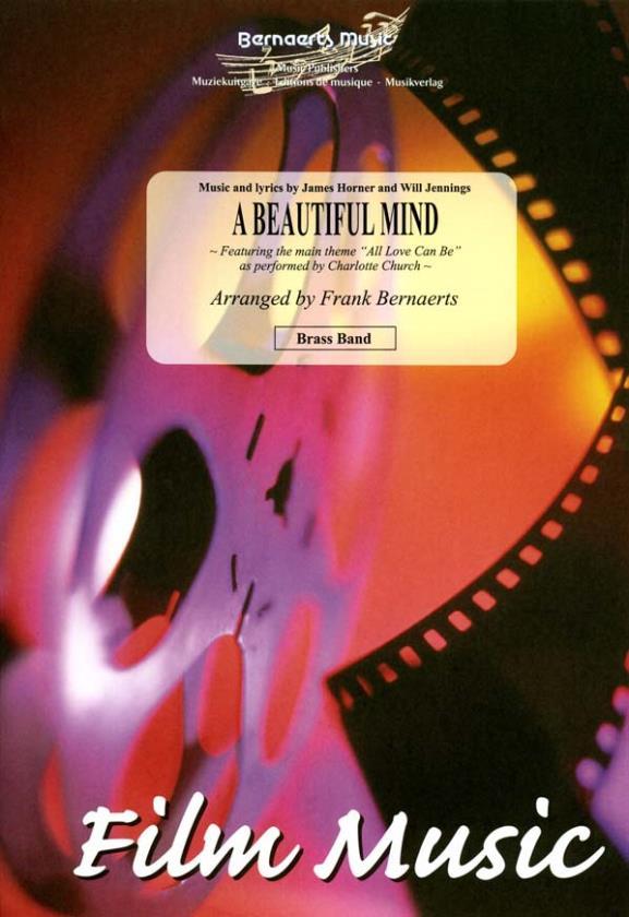 A Beautiful Mind (Brass Band - Score and Parts)
