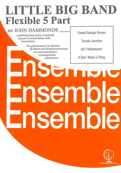 Little Big Band (Flexible Ensemble - Score and Parts)