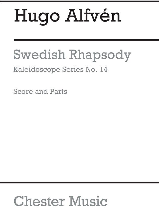Swedish Rhapsody (Flexible Ensemble - Score and Parts)