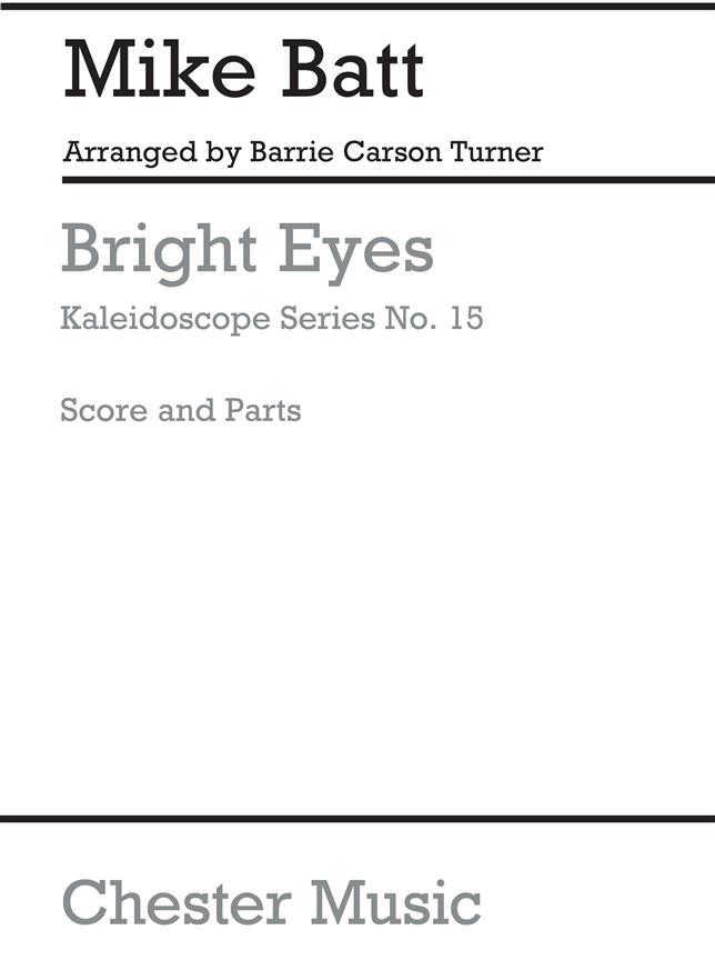 Bright Eyes (Flexible Ensemble - Score and Parts)