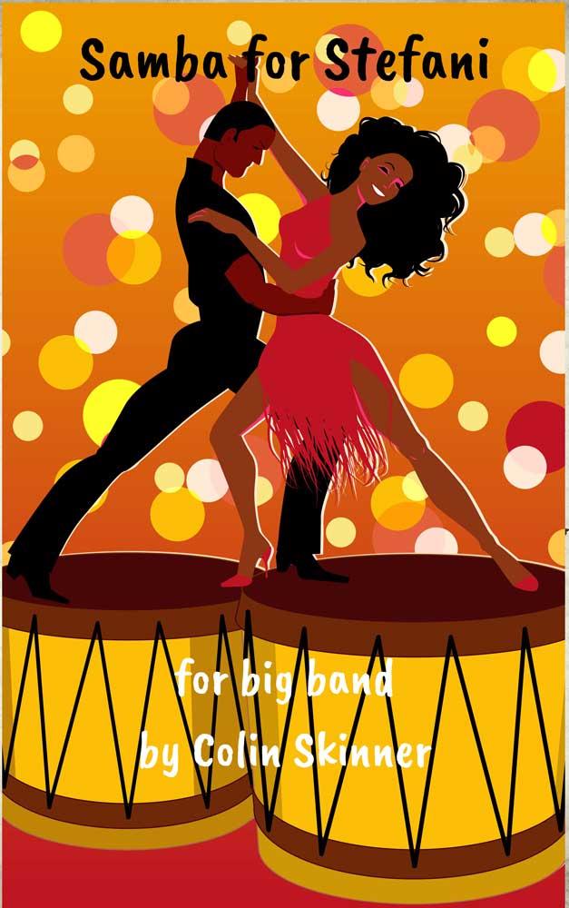 Samba for Stefani (Big Band - Score and Parts)