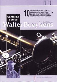 10 Instrumental Duets (Clarinet Duets)