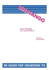 Libertango (Concert Band - Score and Parts)
