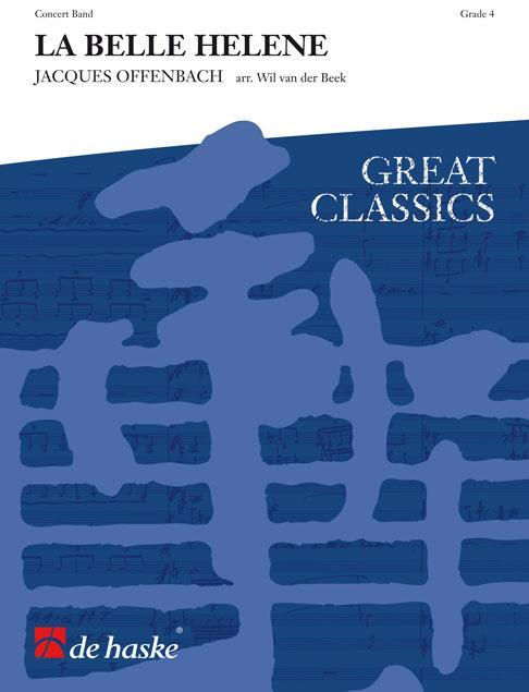 La Belle Helene (Concert Band - Score and Parts)