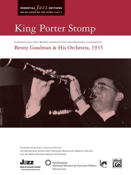 King Porter Stomp (Jazz Ensemble - Score and Parts)