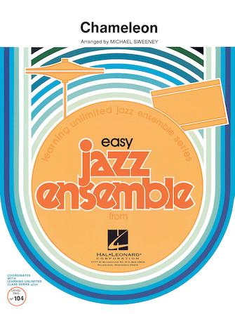 Chameleon (Jazz Ensemble - Score and Parts)