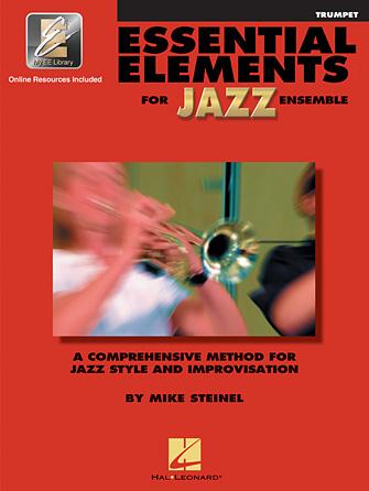 Essential Elements for Jazz Ensemble - Book 1 (Trumpet)