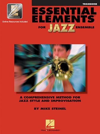Essential Elements for Jazz Ensemble - Book 1 (Trombone)