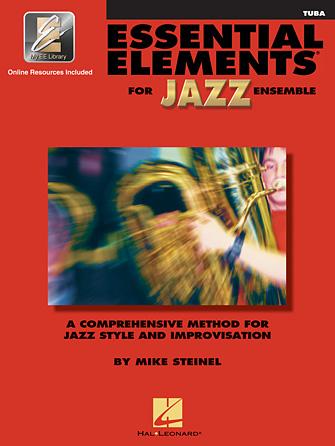 Essential Elements for Jazz Ensemble - Book 1 (Tuba)