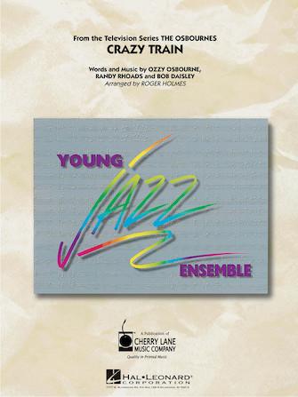 Crazy Train (Jazz Ensemble - Score and Parts)
