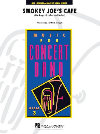 Smokey Joe's Cafe (Concert Band - Score and Parts)