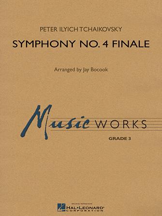 Symphony No.4 Finale (Concert Band - Score and Parts)