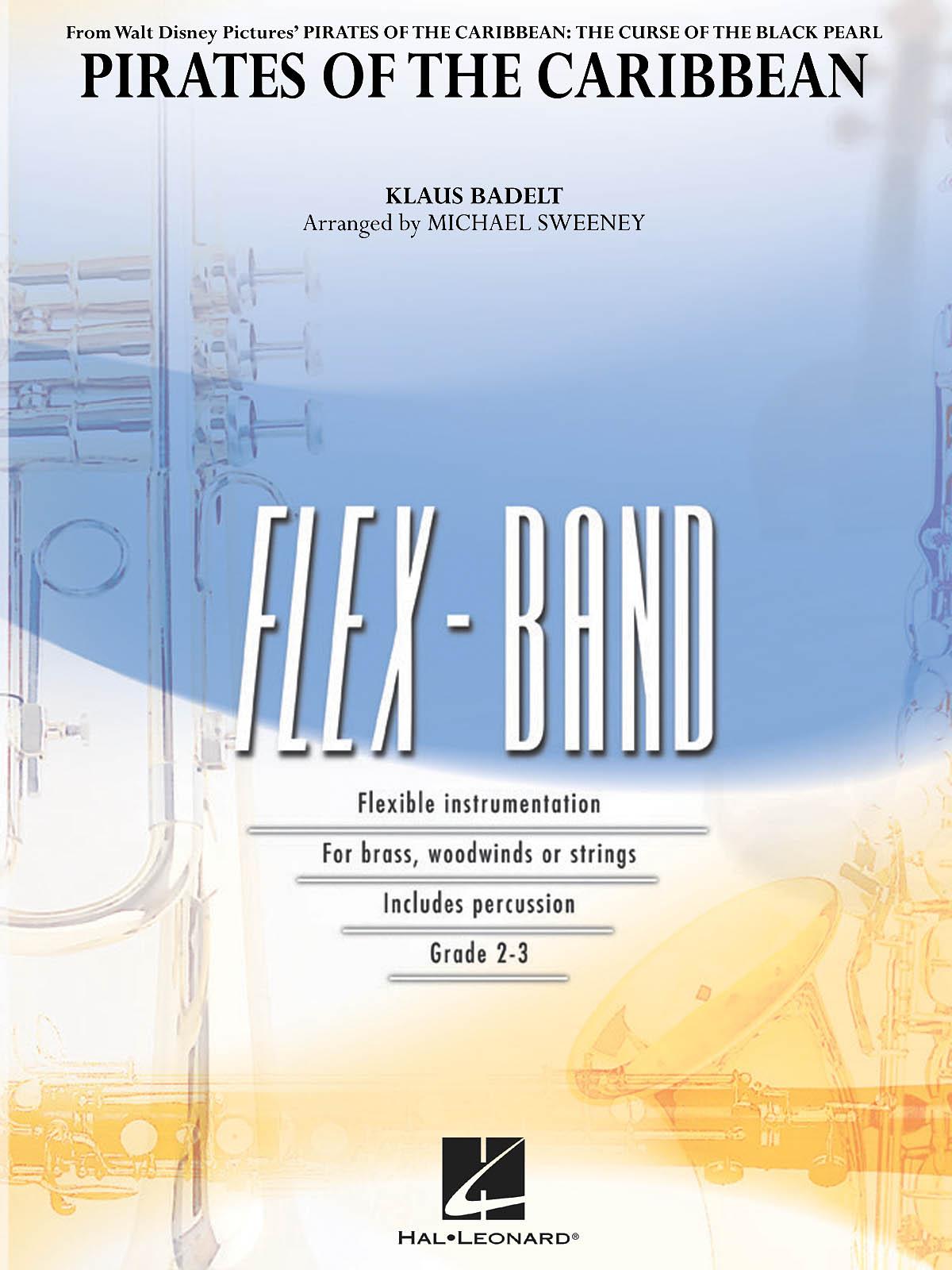 Pirates of the Caribbean (Flexible Ensemble - Score and Parts)