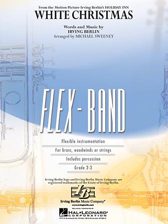 White Christmas (Flexible Ensemble - Score and Parts)
