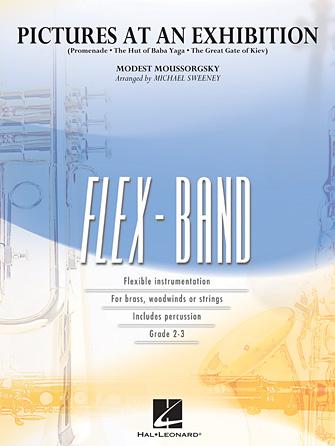 Pictures at an Exhibition (Flexible Ensemble - Score and Parts)