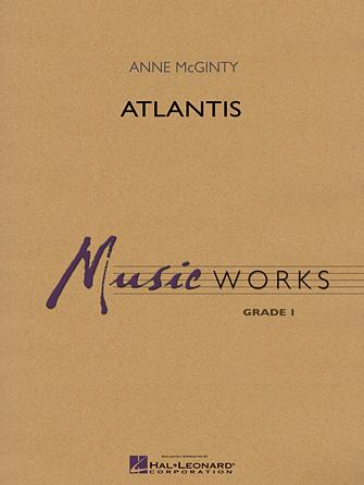Atlantis (Concert Band - Score and Parts)