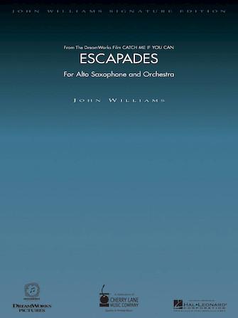 ESCAPADES (Deluxe score)
