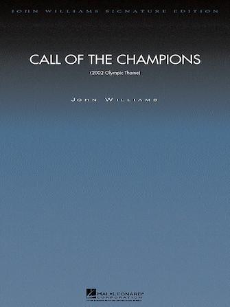 Call of the Champions (additional SATB Chorus parts)