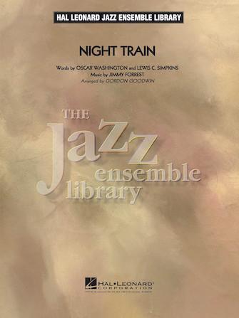 Night Train (Jazz Ensemble - Score and Parts)