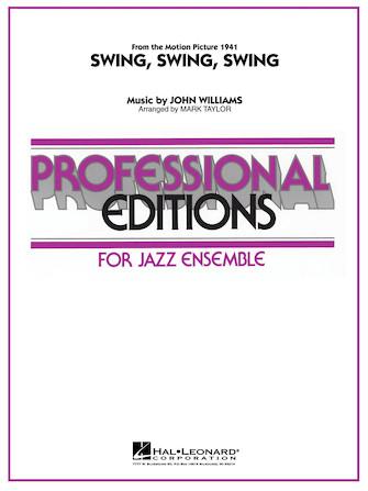 Swing, Swing, Swing (Jazz Ensemble - Score and Parts)