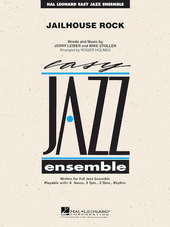 Jailhouse Rock (Jazz Ensemble - Score and Parts)