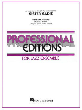 Sister Sadie (Jazz Ensemble - Score and Parts)