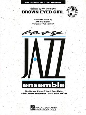 Brown Eyed Girl (Jazz Ensemble - Score and Parts)