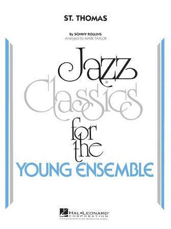 St. Thomas (Jazz Ensemble - Score and Parts)
