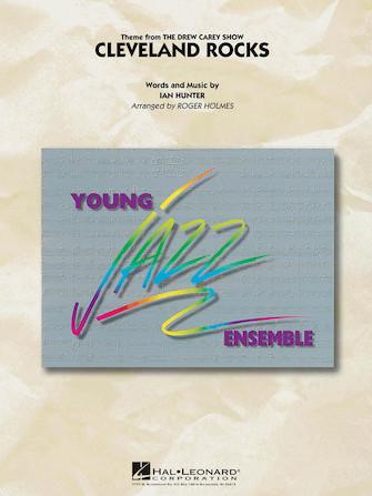 Cleveland Rocks (Jazz Ensemble - Score and Parts)