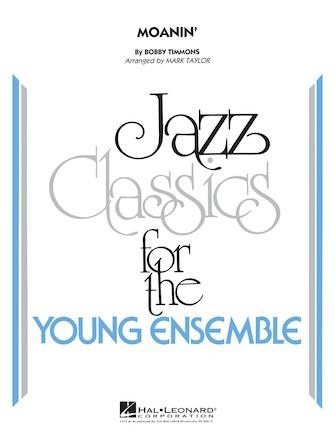 Moanin' (Jazz Ensemble - Score and Parts)