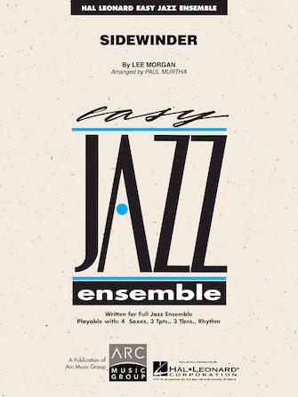 Sidewinder (Jazz Ensemble - Score and Parts)