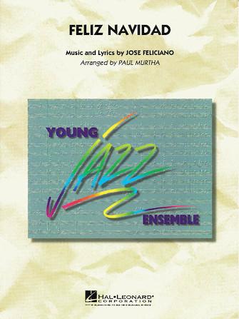 Feliz Navidad (Jazz Ensemble - Score and Parts)