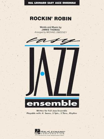 Rockin' Robin (Jazz Ensemble - Score and Parts)