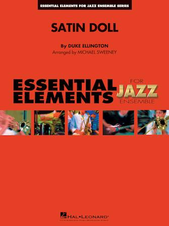 Satin Doll (Jazz Ensemble - Score and Parts)