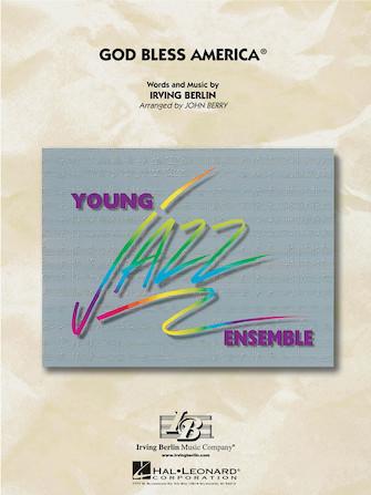 God Bless America (Jazz Ensemble - Score and Parts)